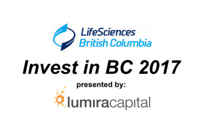 Vesalius Pitches to Lumira Capital and other VCs at Invest in BC
