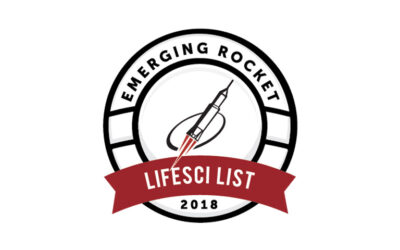Vesalius is Recognized on the 2018 Life Science Emerging Rocket List