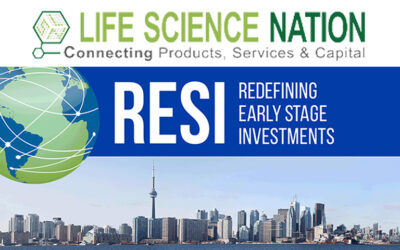 Vesalius Attends 2018 Redefining Early Stage Investments (RESI) Conference in Toronto