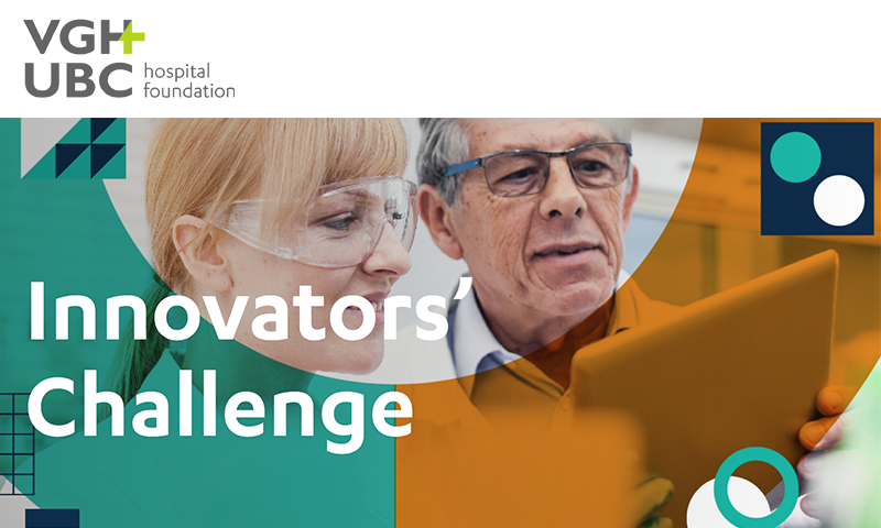 Vesalius wins top prize of $300,000 at the 2019 VGH and UBC Hospital Foundation Innovators' Challenge