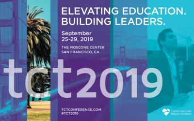 Vesalius team is attending TCT 2019 in San Francisco