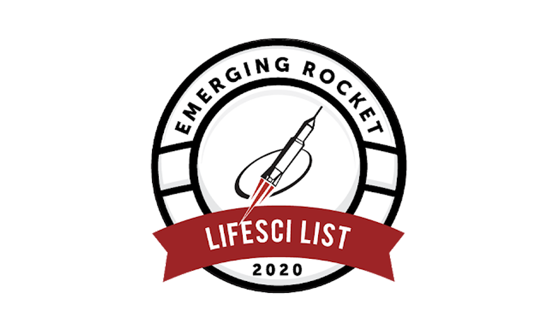 Vesalius is recognized on the 2020 Life Science Emerging Rocket List as a Top Technology Company