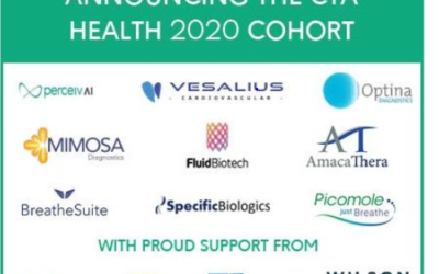 Vesalius joins the Canadian Technology Accelerator – Health in San Francisco