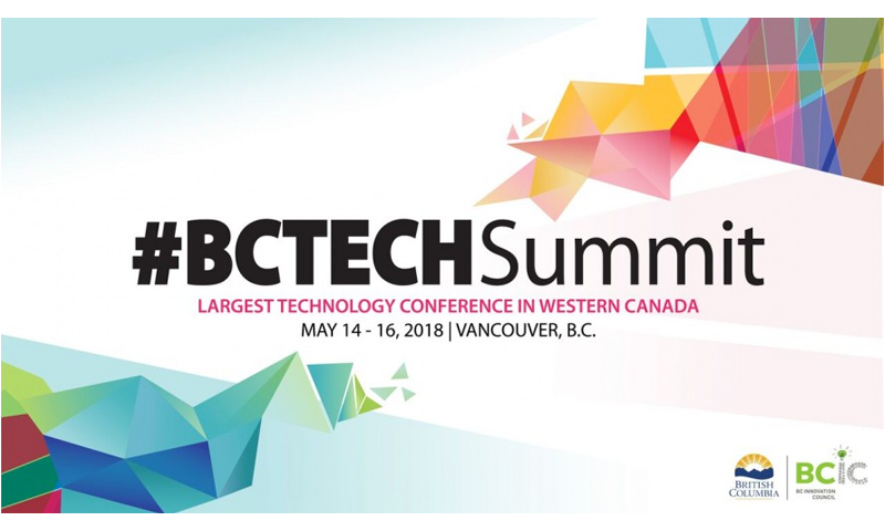 Vesalius is selected to pitch at the 2018 BCTECH Summit in Vancouver