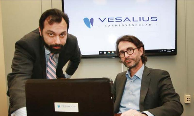 Vesalius is featured in the Life Sciences Bristish Columbia (LSBC) Annual Magazine 2019